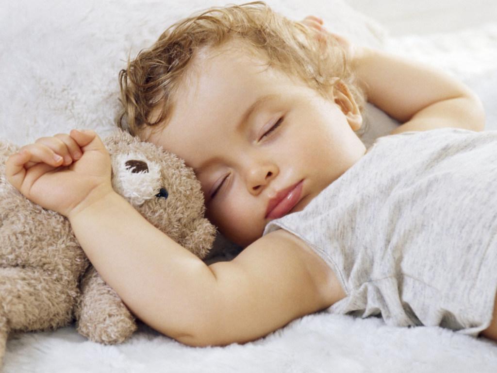 Медленная фаза у малышей